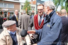 samen met Member-Emeritus Marcel Doornaert en Ordegriffier Claude Verhelst