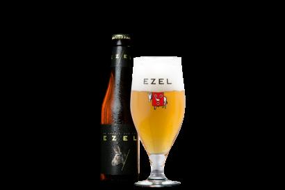 Nieuw EZEL glas 33 CL