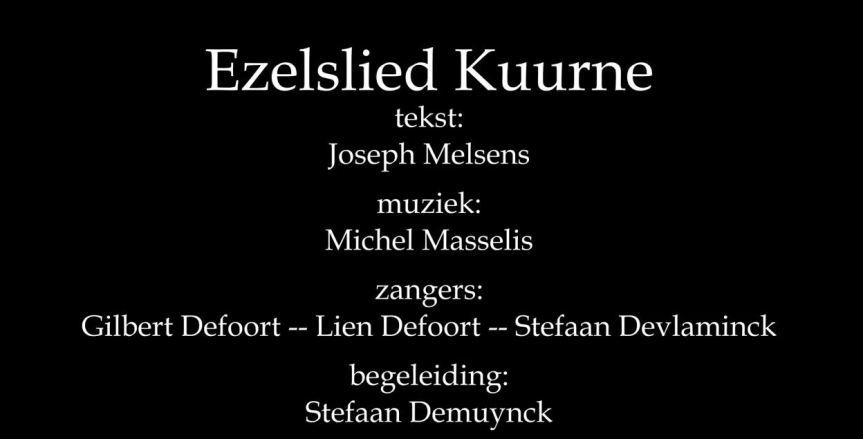 ezelslied